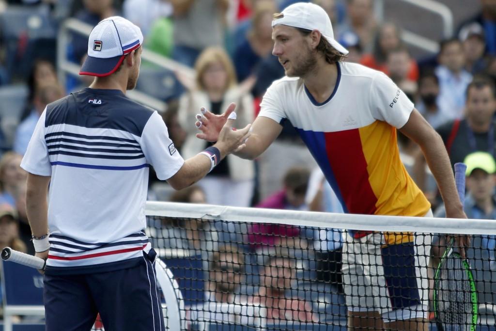 US Open : Pouille, Sharapova et Muguruza au tapis