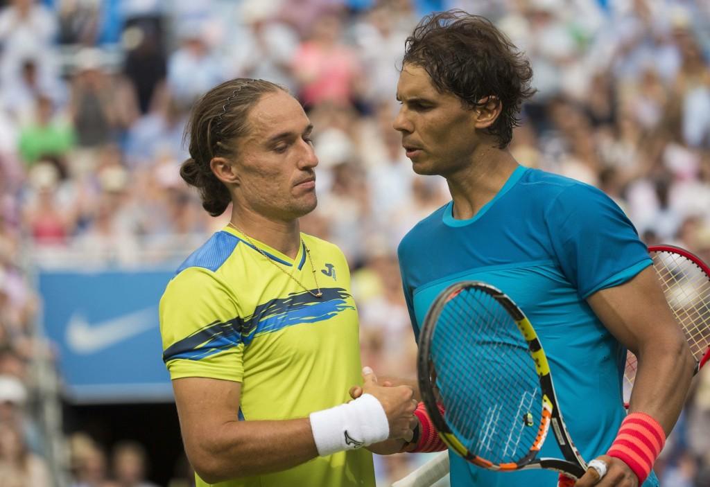 US Open, le match du jour : Nadal-Dolgopolov