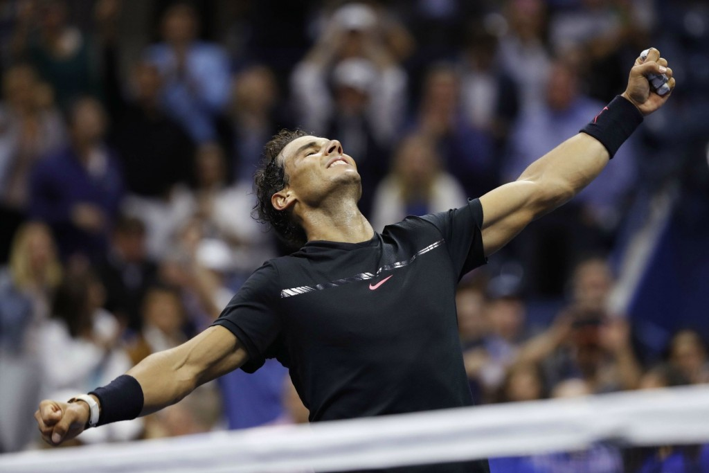 US Open : Nadal s'offre un 16e Grand Chelem en battant Anderson