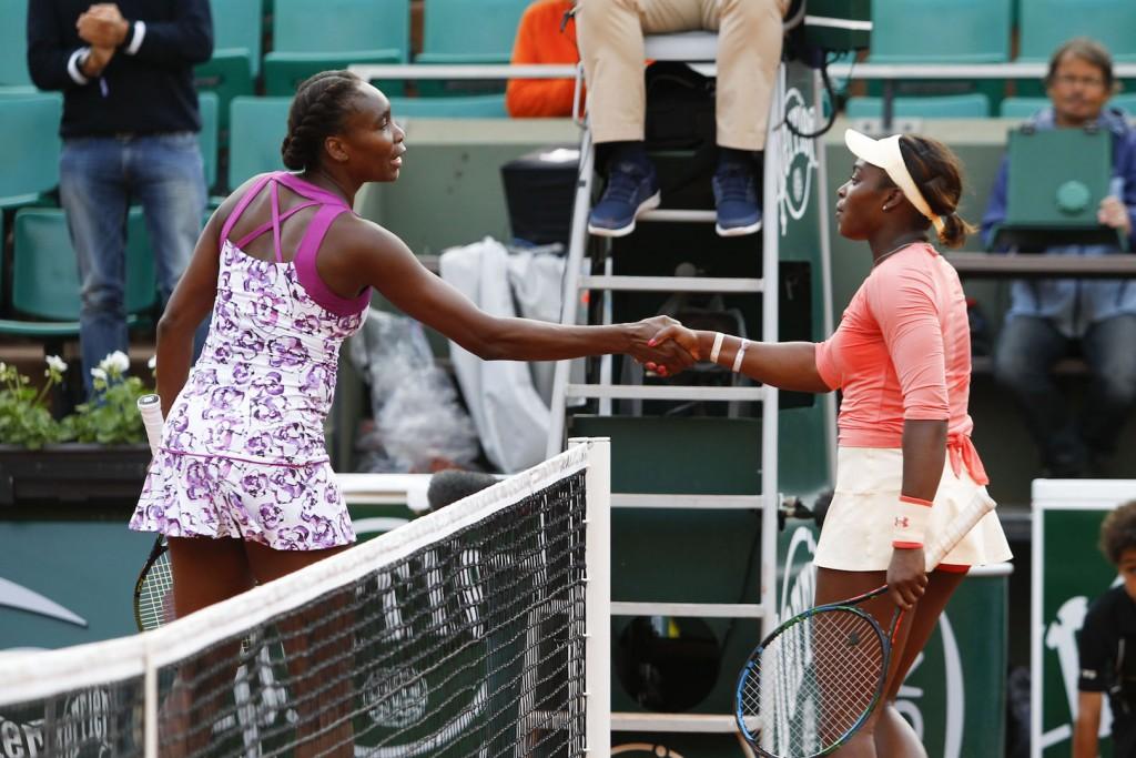 US Open, le match du jour : V. Williams-Stephens