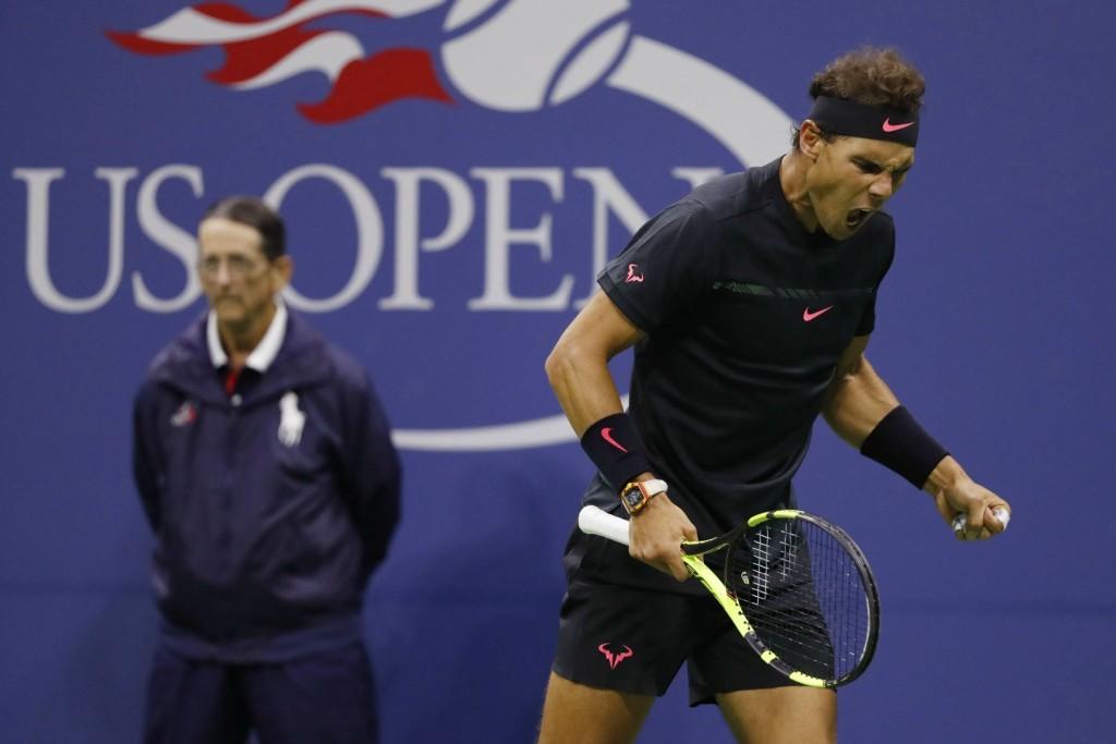 US Open : Rafael Nadal domine Del Potro et retrouve la finale