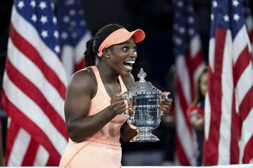 US Open : Sloane Stephens remporte son 1er Grand Chelem