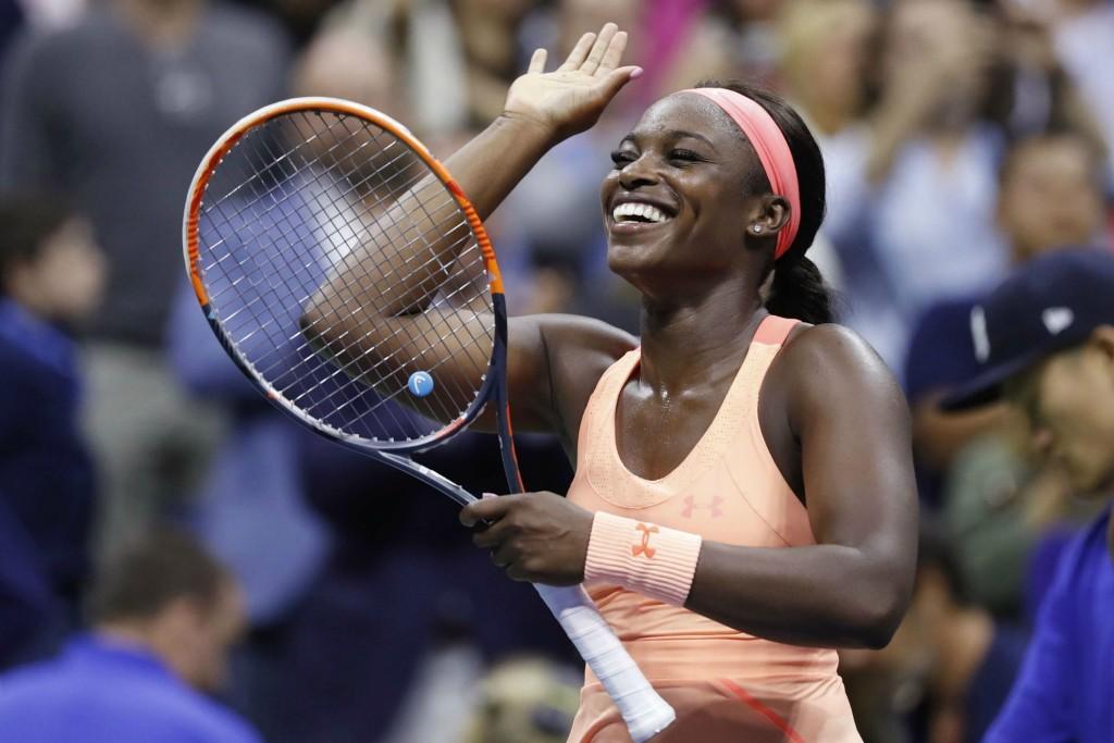 Vidéo :  Stephens a sorti le grand jeu pour s'offrir Venus Williams