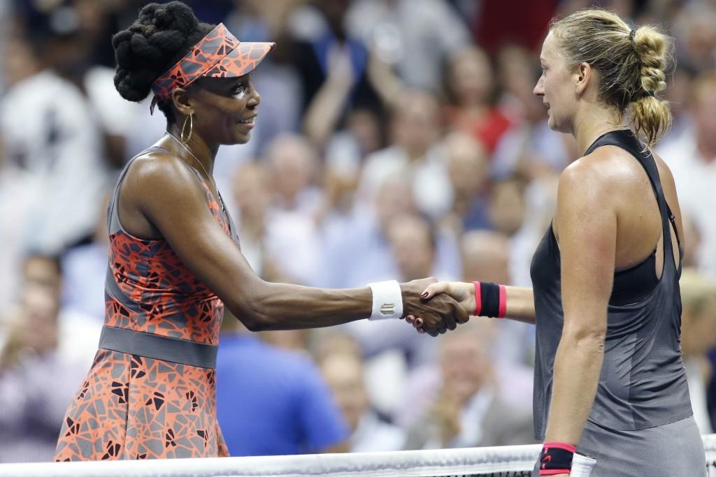 US Open : Immense Venus, Anderson au bout de la nuit