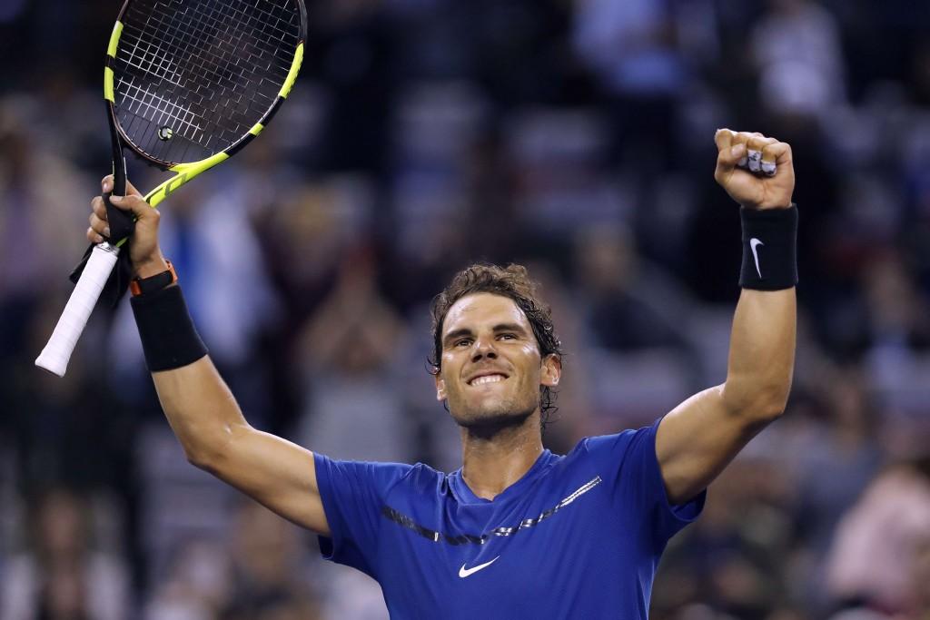 Nadal assuré d'être n°1 à la fin de l'année pour la 4e fois