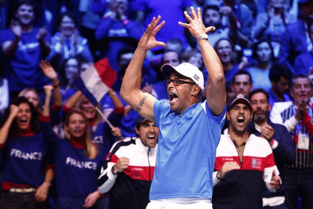 Coupe Davis: Comment Noah a repris la main