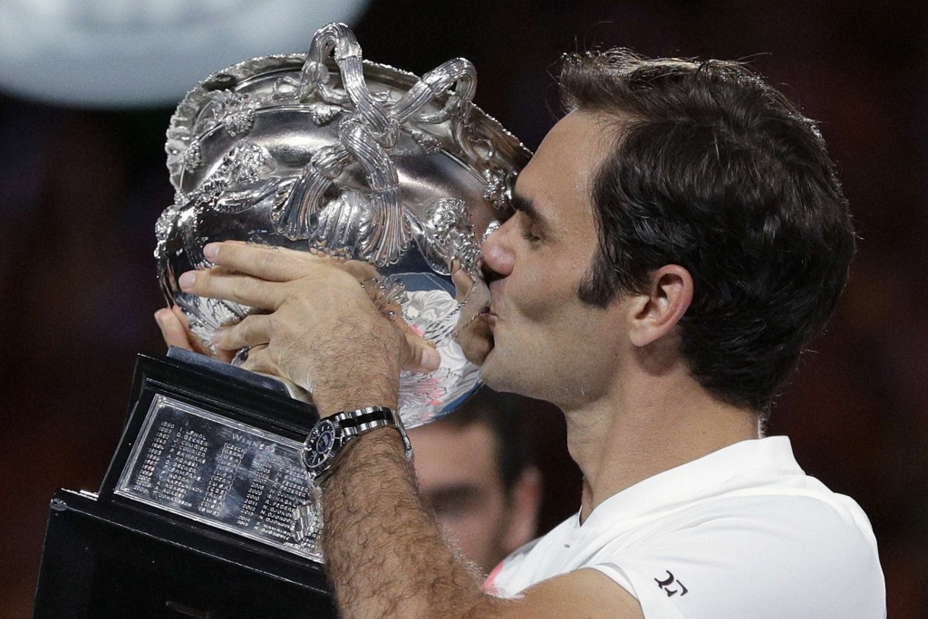 OA 2018 : Roger Federer dans une autre dimension !