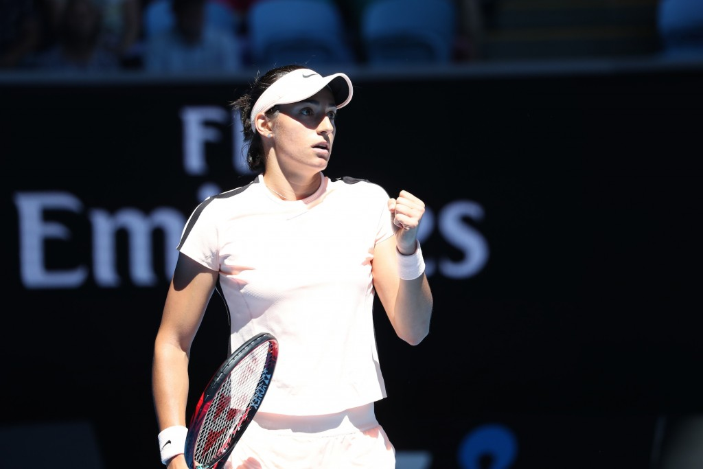 OA 18 : retours gagnants pour Djokovic, Wawrinka, Garcia et Sharapova