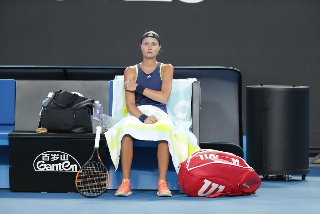 OA 18 : le point de vue de Mladenovic (et de Thiem)