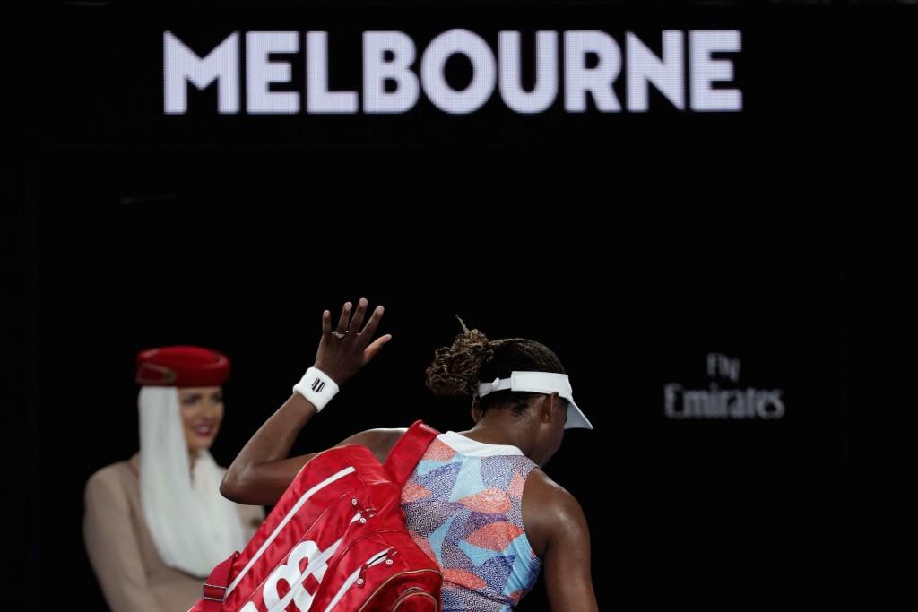 OA 2018 : Venus et Anderson au tapis, Cornet qualifiée