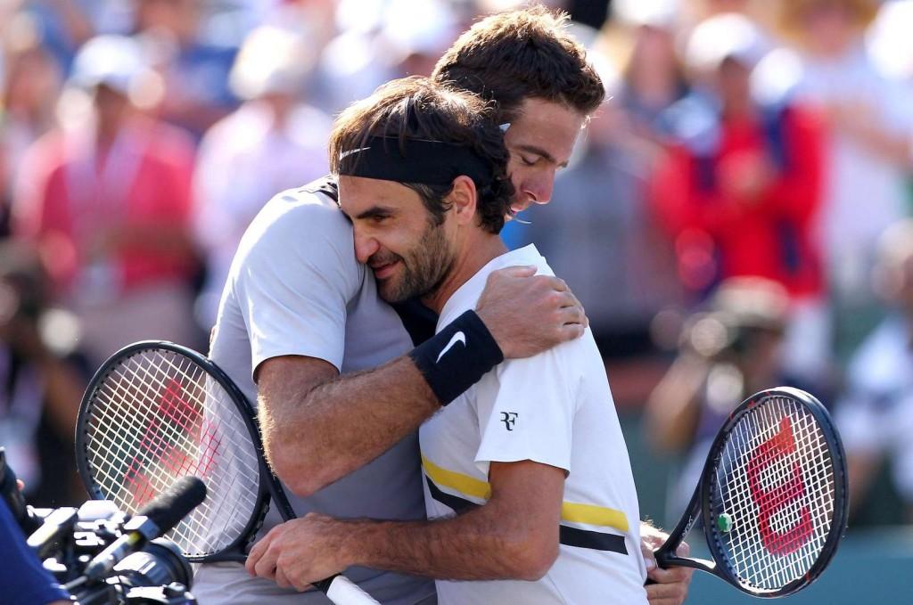 Quatre raisons de penser que Del Potro est désormais le principal rival de Federer