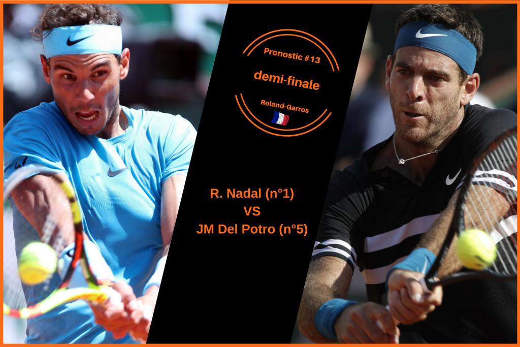 Roland-Garros, le match du jour : Nadal-Del Potro