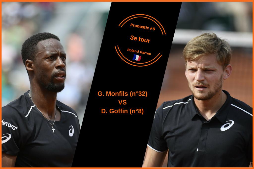 Roland-Garros, le match du jour : Monfils-Goffin