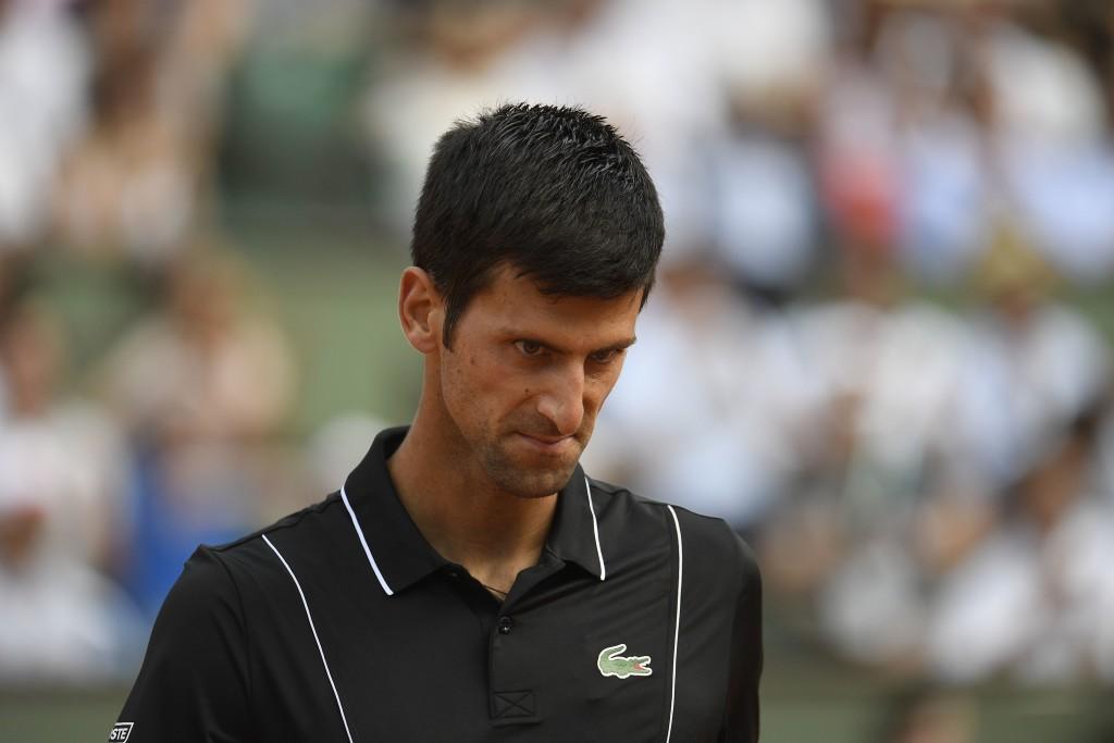 Roland-Garros : la colère froide de Djokovic en conférence de presse
