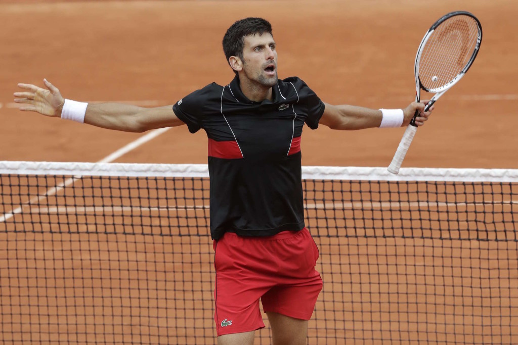 Roland-Garros : Zverev se fait peur, Djokovic passe la seconde