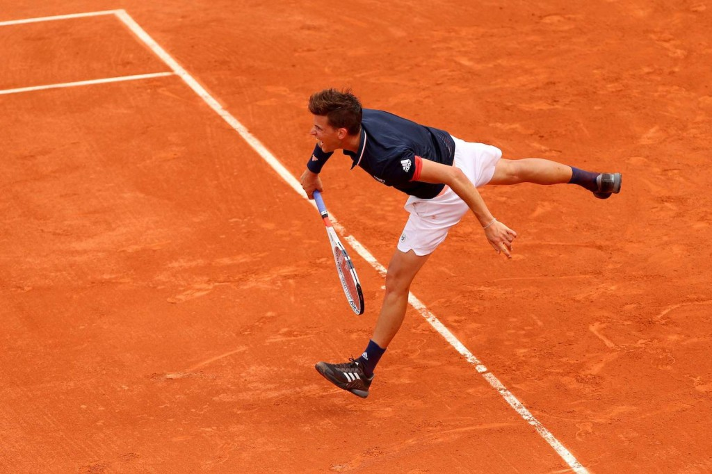 Roland-Garros : Thiem fracasse, Zverev s'arrache, Cecchinato épate !