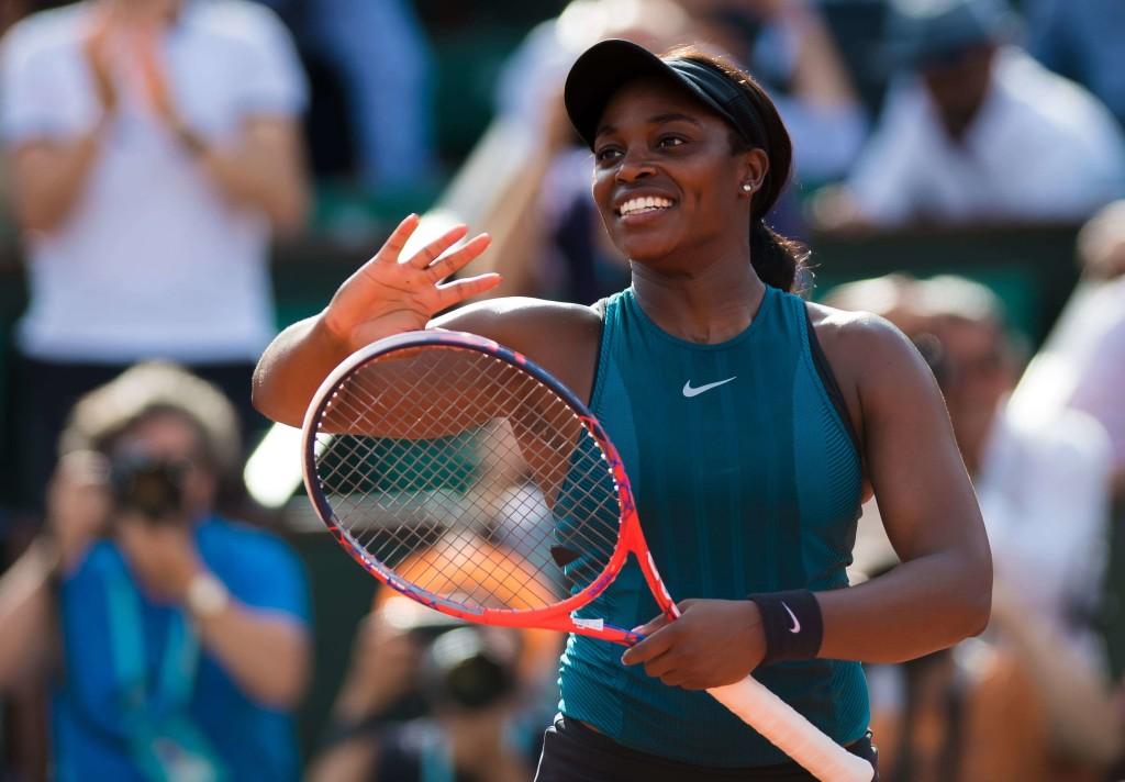 Roland-Garros : Sloane Stephens, finaliste sans pression