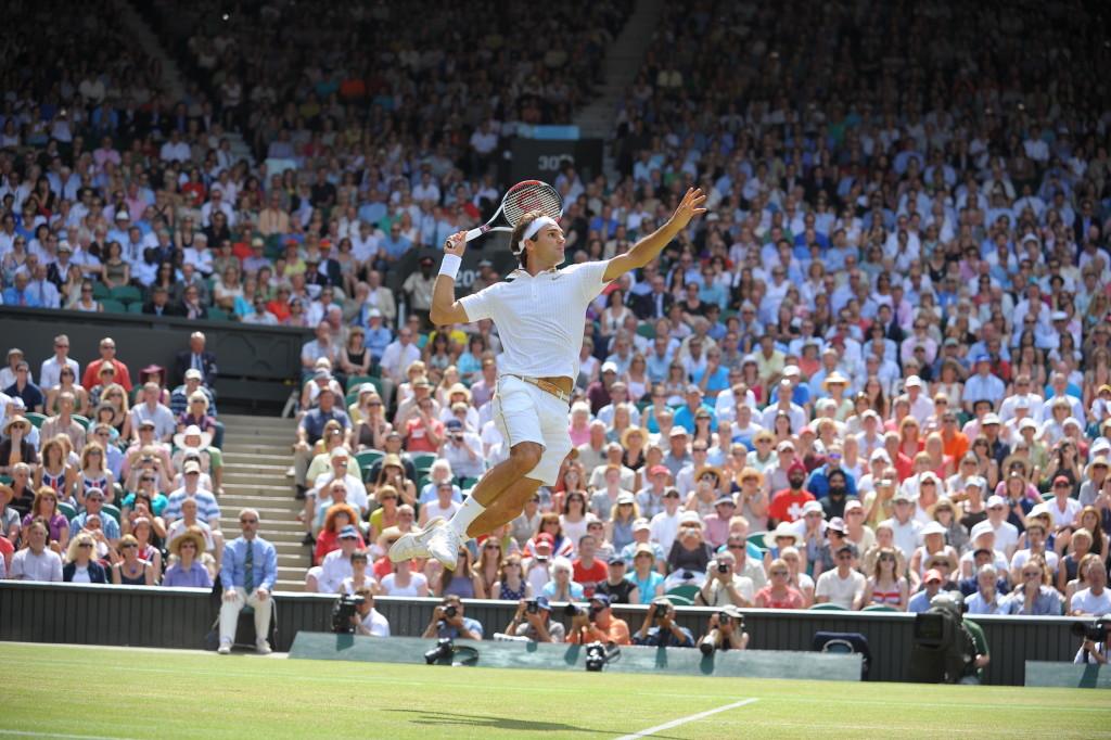 Les chiffres fous de Federer à Wimbledon