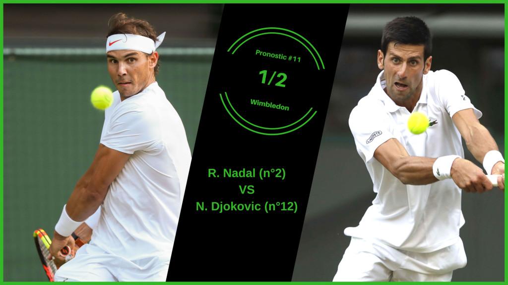Wimbledon, le match du jour : Nadal-Djokovic