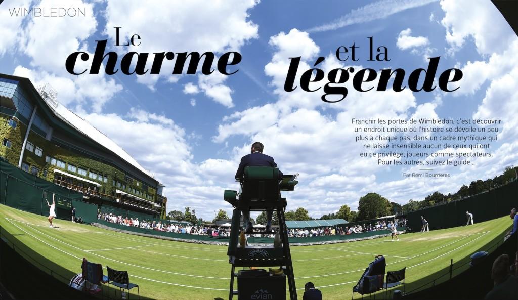 TM n°499 : Wimbledon, le charme et la légende