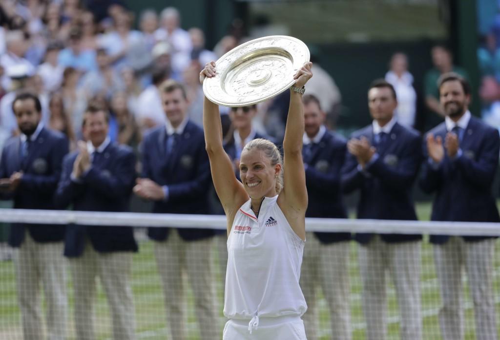 Wimbledon 2018 : le titre et une revanche pour Kerber