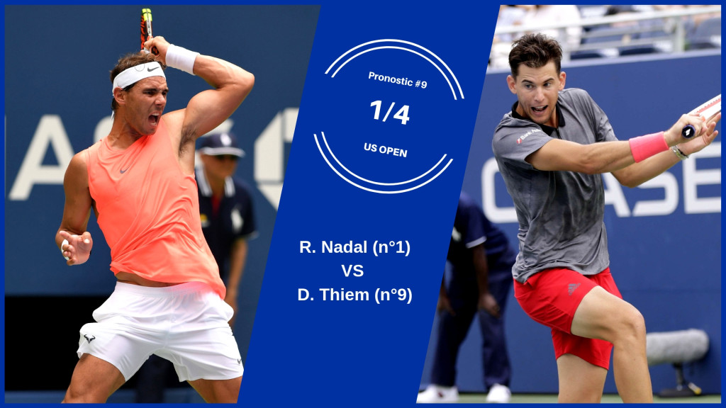US Open, le match du jour : Nadal-Thiem