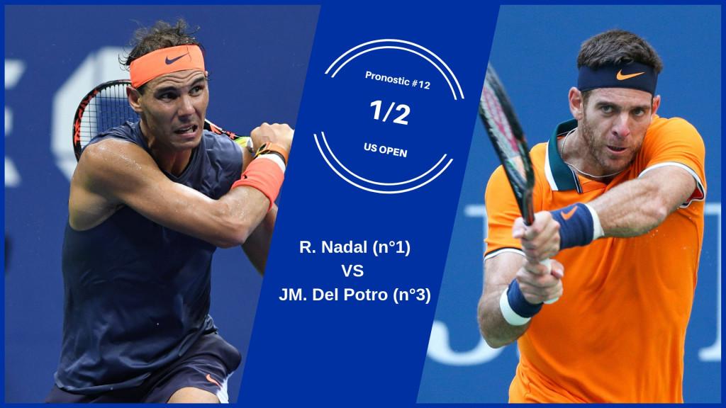 US Open, le match du jour : Nadal-Del Potro
