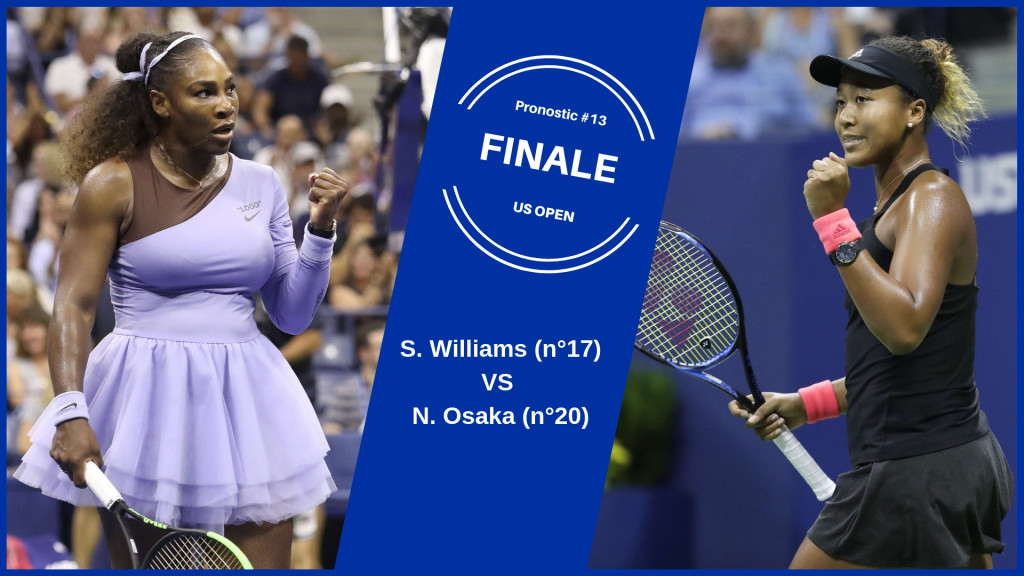 US Open, le match du jour : S.Williams-Osaka