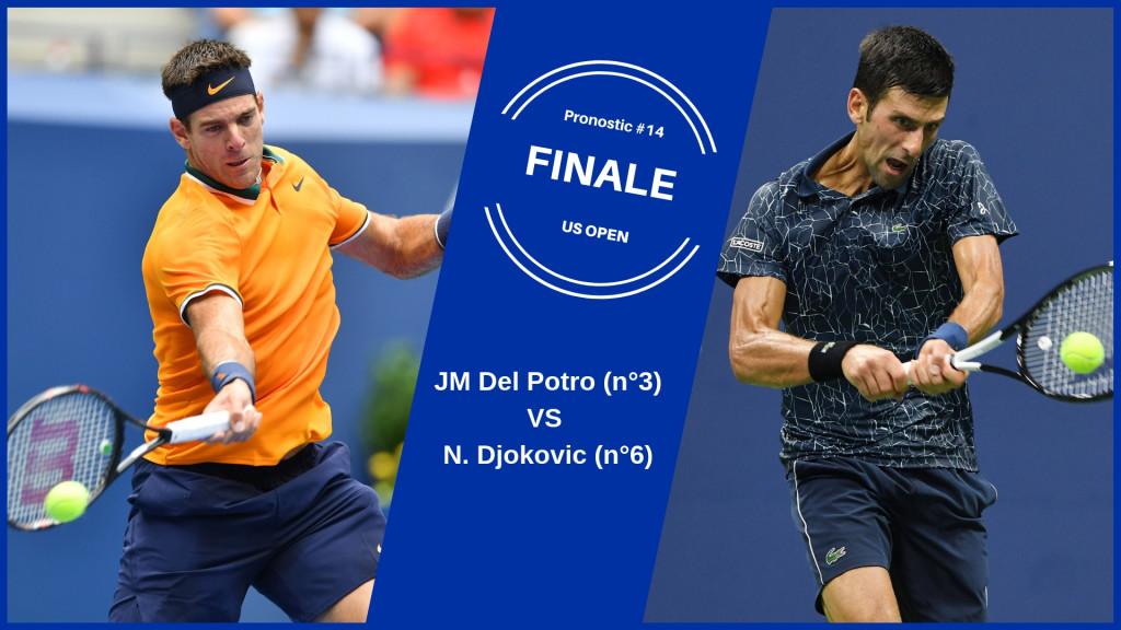US Open, le match du jour : Del Potro-Djokovic