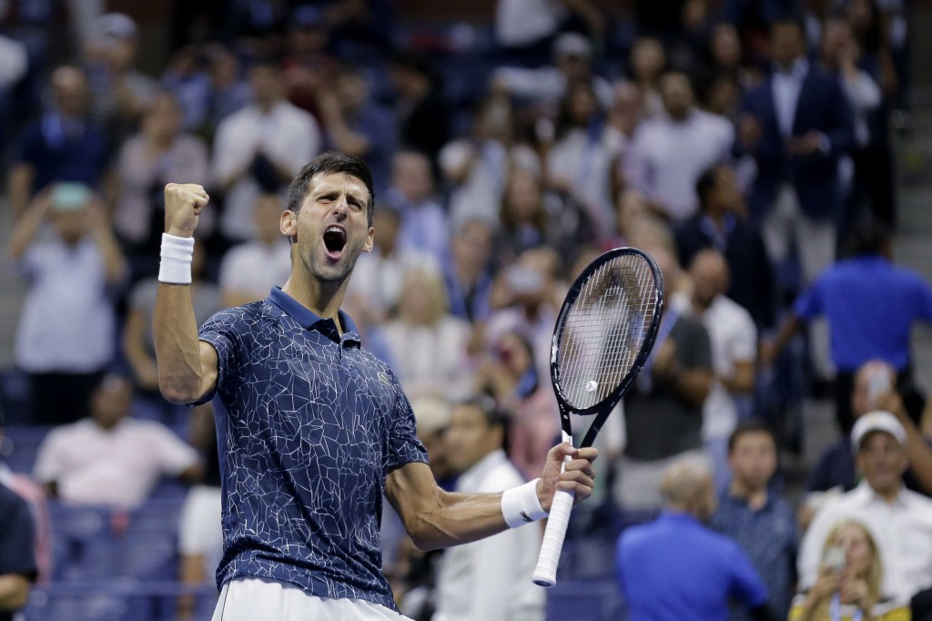 Novak Djokovic remporte son 3e US Open !