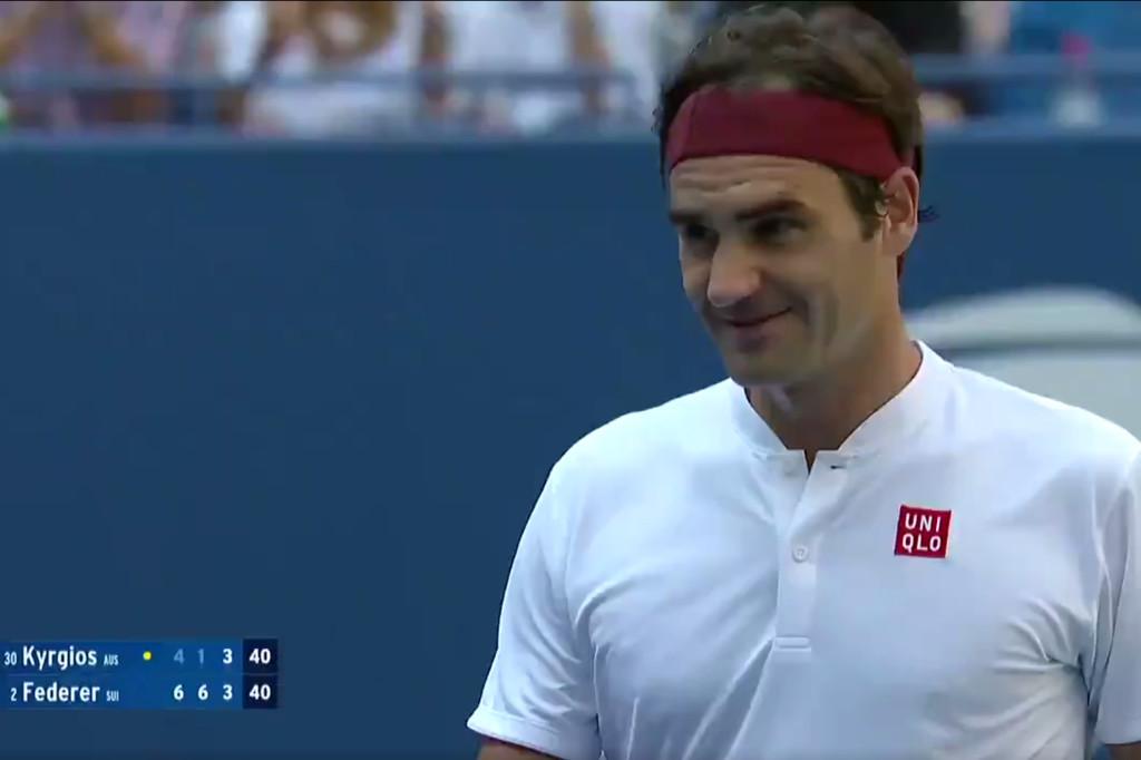 Vidéo : le chef d'œuvre de Roger Federer