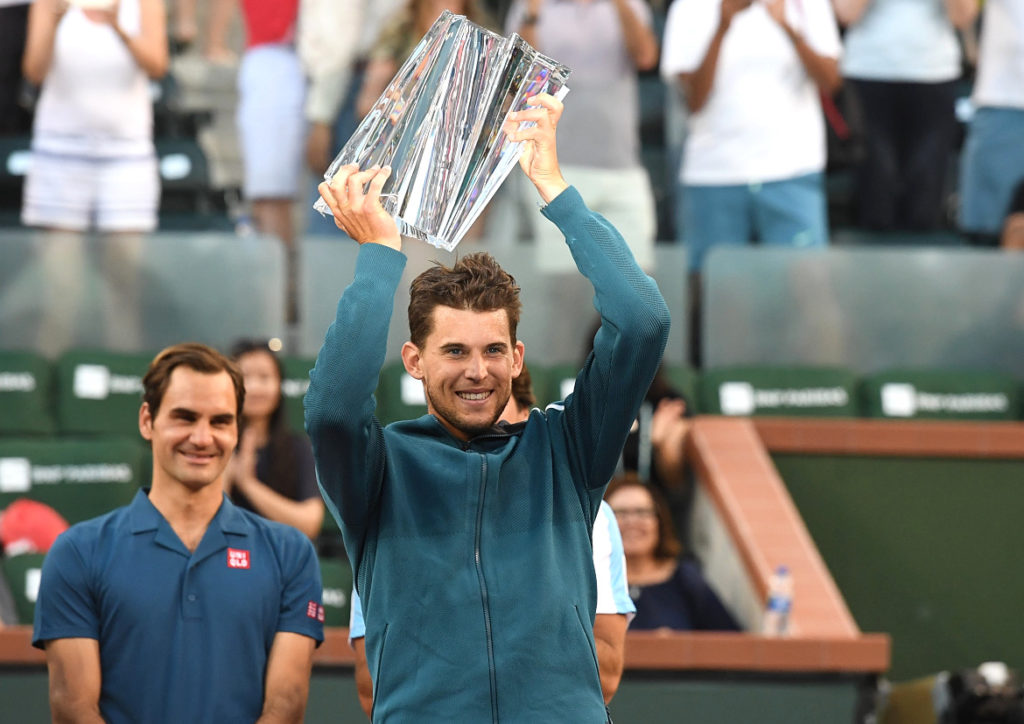 Indian Wells, au tour de Thiem