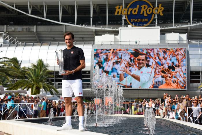 Federer, le goût des sommets