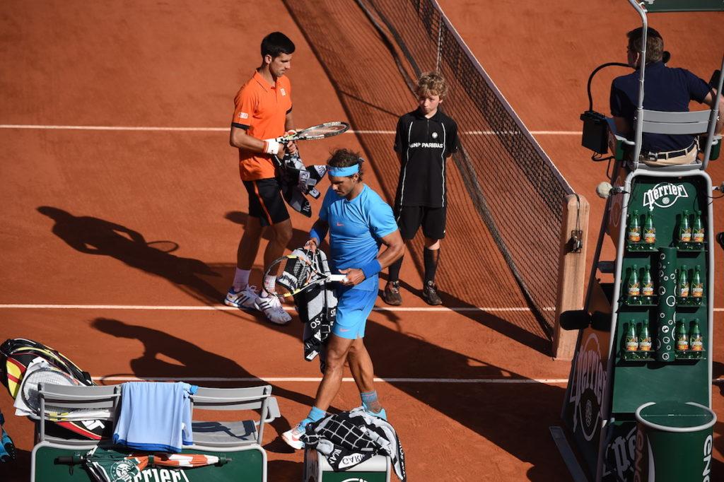 Djokovic – Nadal, à un match du sommet de la terre