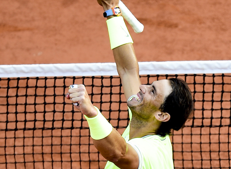 Nadal : Seul sur terre à Roland-Garros 2019