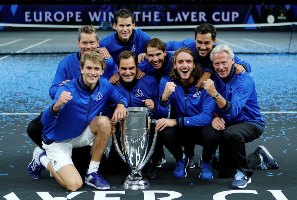 Team Europe : la grande pression