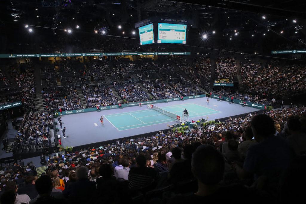 Tirage au sort du Rolex Paris Masters : Vers un Nadal – Federer en demie ?