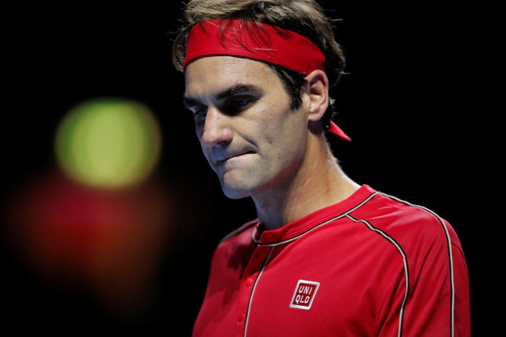Roger Federer ne participera pas à l'ATP Cup