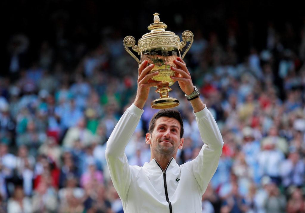 Inéluctable Djokovic