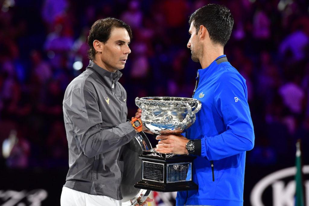 Nadal, Djokovic, et la place de numéro 1 : problème de maths simplifié