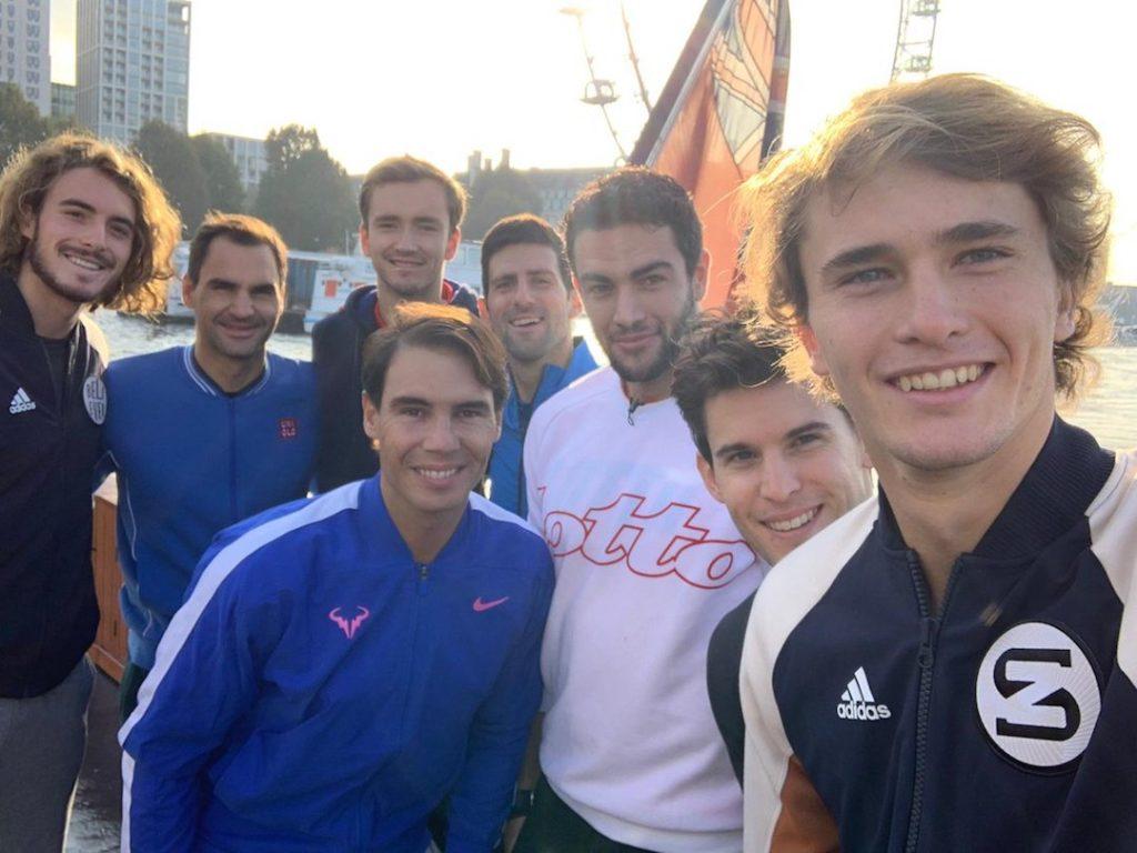 Masters de Londres : Nadal est là… avec la NextGen