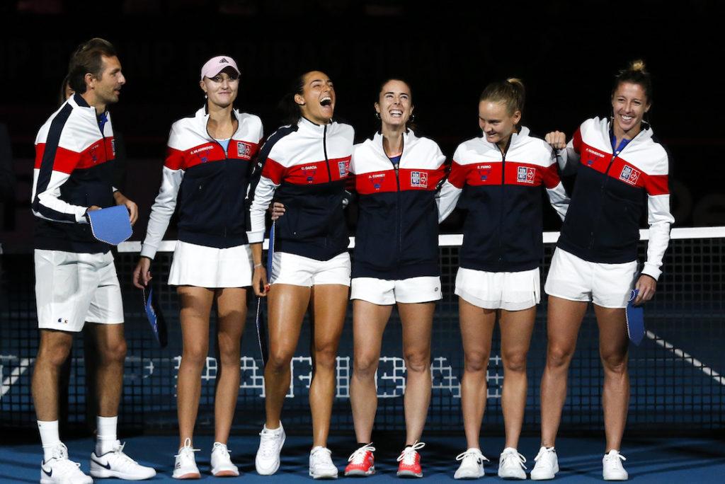 L'équipe de France gagne la Fed Cup en Australie, et c'était un chef-d'œuvre