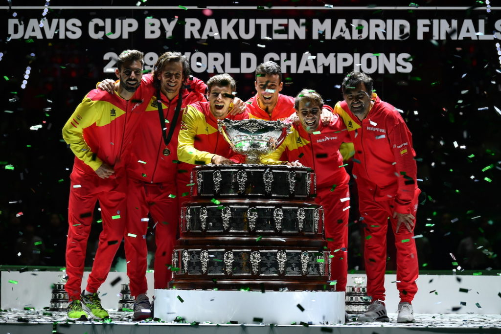 L'Espagne a adoré cette Coupe Davis, le Canada et la Russie aussi