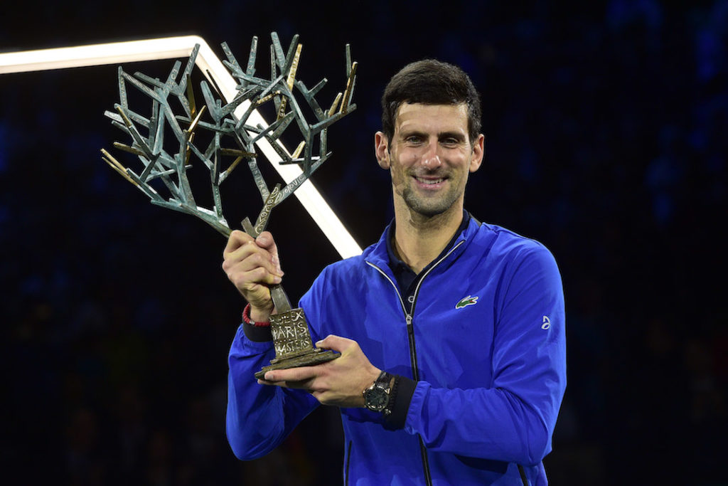 De Djokovic à Tsonga, les enseignements du Rolex Paris Masters 2019 (Masters 1000 de Paris-Bercy)