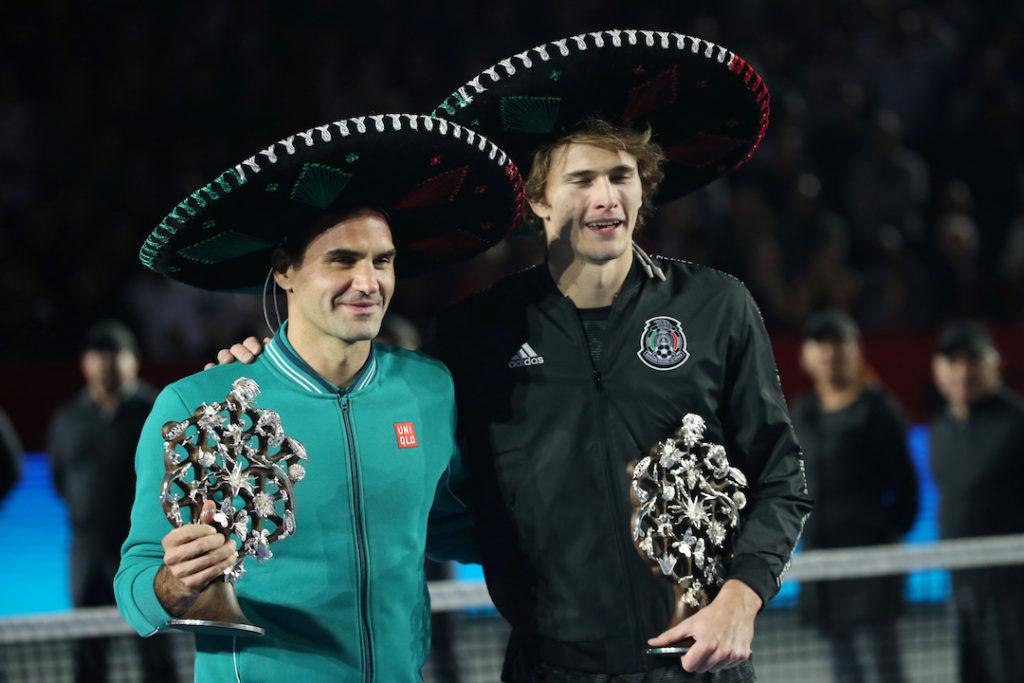 La tournée triomphale de Roger Federer en Amérique du Sud