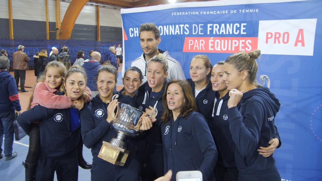 Interclubs 2019 : les Parisiennes conservent leur titre