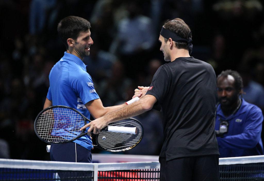 Open d'Australie 2020 : Djokovic hérite de Federer et Tsitsipas, Nadal avec Medvedev et Thiem