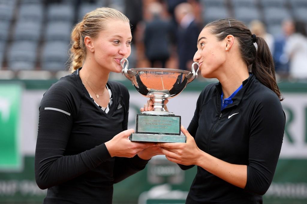 PHOTOS : Palmarès Roland Garros 2016