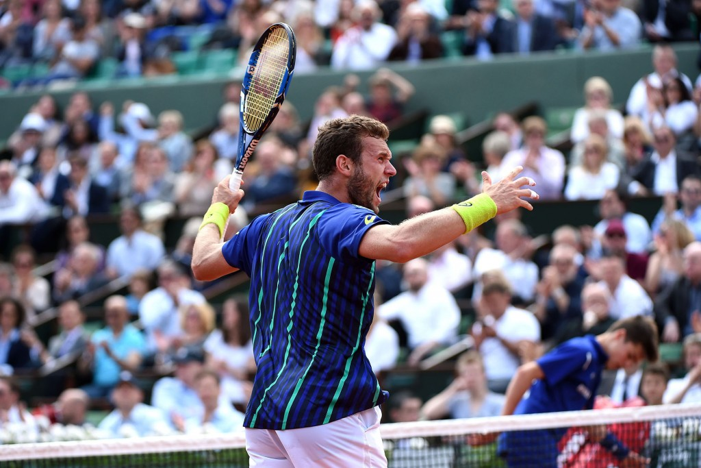 PHOTOS : Bourgue vs Murray, la sensation