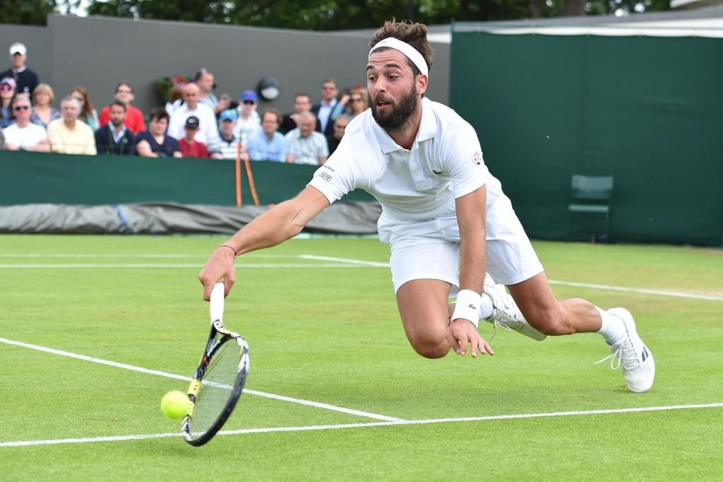 20 photos : 5 sets, 4 balles de match et 1 «plongeon» by Paire à Wimbledon